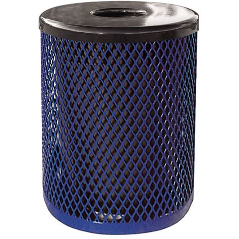 Patio Garbage Can by Classic 32 Gallon Outdoor Trash Can Pr32 The Furniture