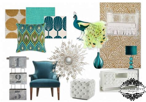 peacock inspired bedroom peacock room for the teen in your life