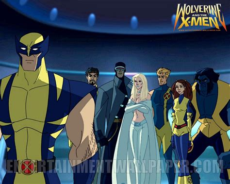 X Anime Tv Series by Wolverine And The Xmen Images Wolverine And The Hd
