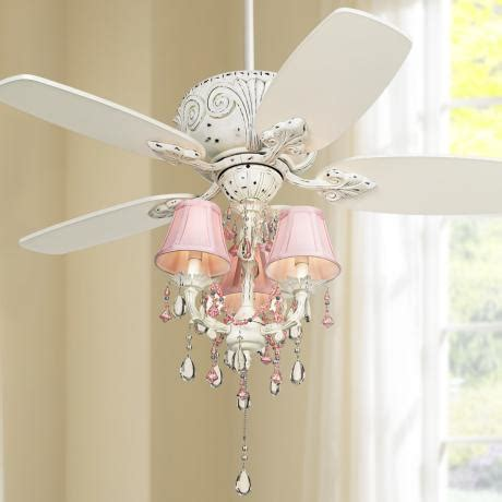 pretty ceiling fan 44 quot casa deville pretty in pink pull chain ceiling fan