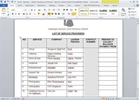 simple wedding ceremony program template edit online fill out