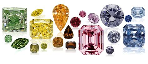 different color diamonds fancy color diamonds as investment opportunity