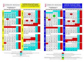 Calendario 2018 Alicante Calendario Escolar Apamar Inicio