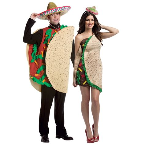 taco costume taco couples costume for adults buycostumes