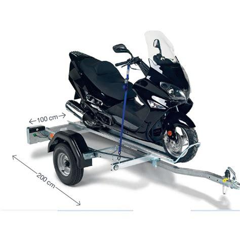 antivol u moto leclerc aanhangwagen motordrager 1 motor 350 kg norauto pm1