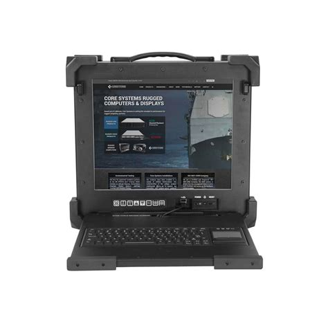 rugged portable pc rugged rpc417 portable computer systems