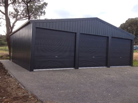 Garage Sheds Melbourne by Sheds Garages Melbourne
