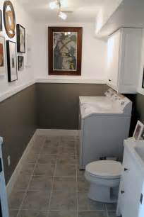 laundry in bathroom ideas laundry room half bath before and afters chris