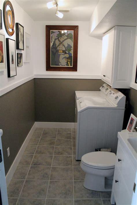 laundry roomhalf bath   afters chris loves julia
