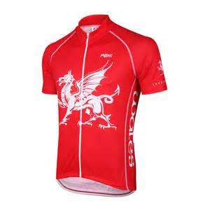 Gift Basket Ideas For Women Pbk Wales Flag Cycling Jersey Sports Amp Leisure Thehut Com
