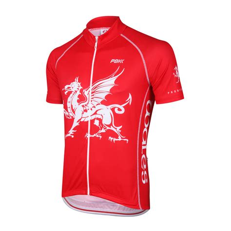 Helm Prologo Canada pbk wales flag cycling jersey probikekit canada