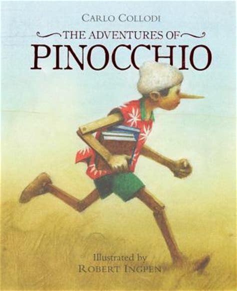 the book of testo the adventures of pinocchio carlo collodi 9781454912682