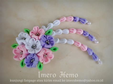 Bros Bunga Jilbab Syarii Abstract Flower Brooch bros bunga kanzashi dari kain perca 302 found bros bunga kanzashi dari kain perca