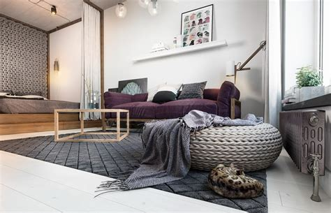 apartment styles small apartment design with scandinavian style that looks