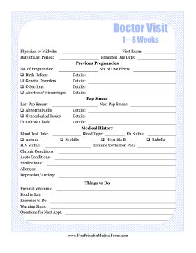 Pregnancy Journal Template Free by Printable Pregnancy Journal 1