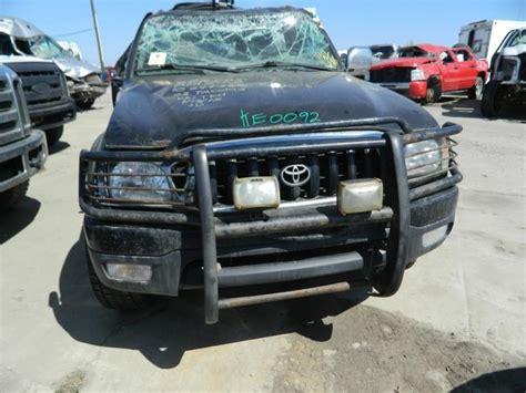 2003 Toyota Tacoma Rear Bumper Used 2003 Toyota Tacoma Rear Bumper Assembly Rear