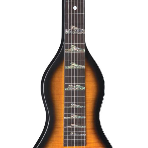 Electric Steel Guitar hawaiian electric steel guitar mahogany