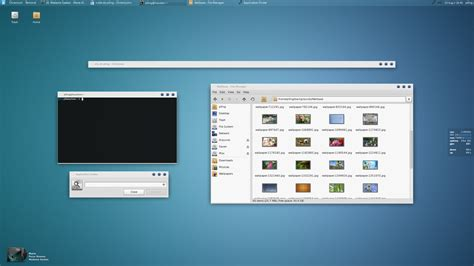 themes xfce n1 for xfce by p0ngbr on deviantart
