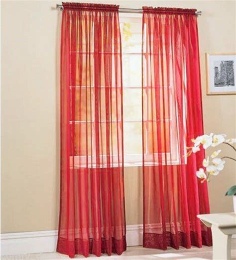 red curtains for sale red sheer curtains for sale in dublin 2 dublin from sarajean