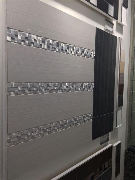 Fabrique & Structure (metal accent)   Daltile   Mosaics
