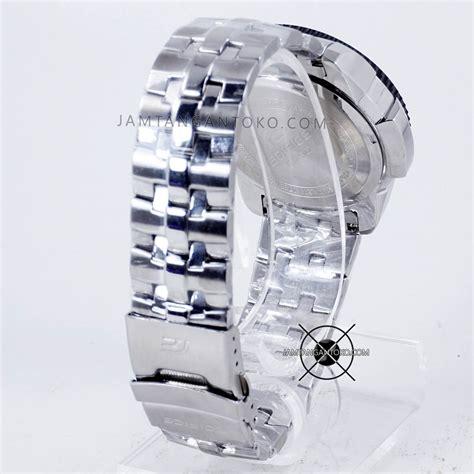 Jam Tangan Pria Original Swiss Navy 8333ms Plat Putih Ori harga sarap jam tangan edifice ef 558d 1av silver plat