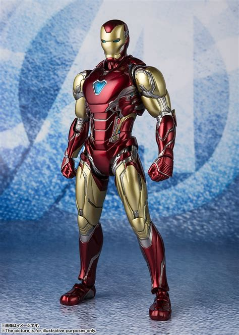 avengers endgame sh figuarts action figures highlight