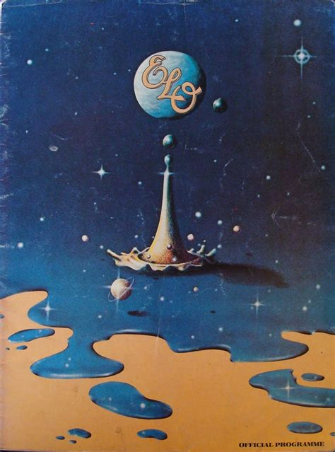 electric light orchestra tour electric light orchestra tour uk 1981 out of the