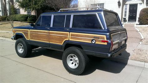 jeep wagoneer 1990 1990 jeep wagoneer photos informations articles