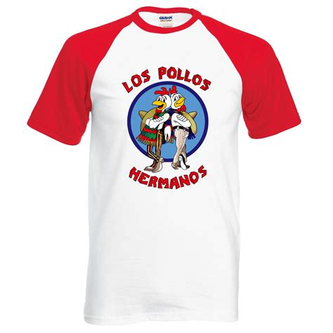 Tshirt Chuchu Sale breaking bad shirt los pollos hermanos t shirt chicken brothers 2017 sale summer 100 cotton