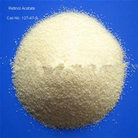 Vitamin A Asetat china vitamin a acetate retinol acetate 127 47 9 china