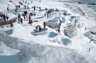 pamukkale turkey must see places