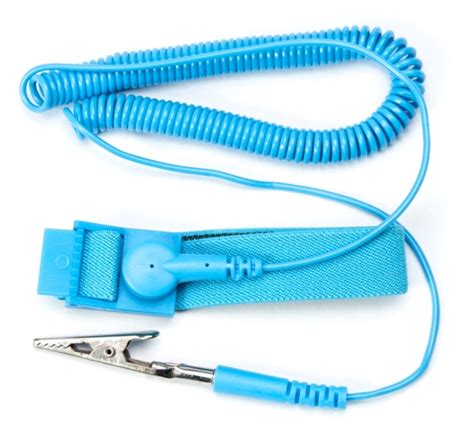 the current limiting resistor on wrist straps esd anti static wrist straps