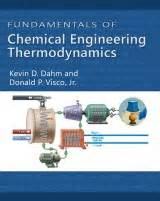 fundamentals  chemical engineering thermodynamics