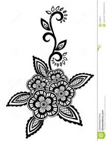 Beautiful Black And White Designs Free Download Beautiful Floral Element Black