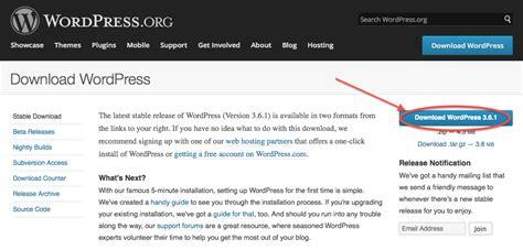 cara membuat blog di wordpress offline cara membuat blog wordpress offline adulfajar
