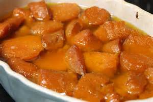 candied yams sugar n spice makes everything nice