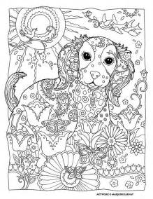 coloring books for adults dogs 331 best images about coloring book dogs on