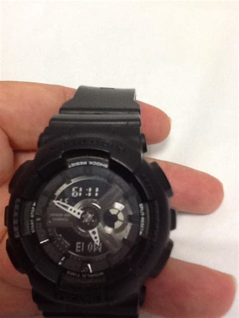 Casio G Shock Black casio black baby g shock s tradesy