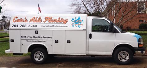 Plumbing Concord by Cain S Able Plumbing Concord Kannapolis And