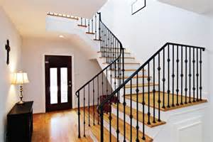 Interior Stair Banisters Decorations Classy Stair Balusters For Stairs Design