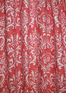 coral damask curtains best 25 coral curtains ideas on pinterest pink office