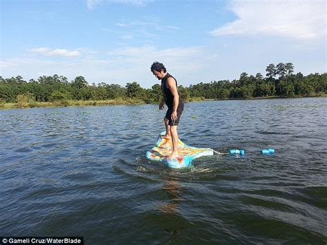 Walking Craze by Waterblade Lets You Exercise By Walking On Water And Costs