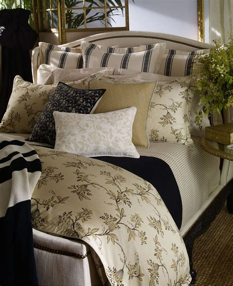 ralph lauren bedding collections lauren ralph lauren bedding plage d or collection