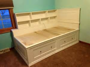 captain bed white captain bed diy projects