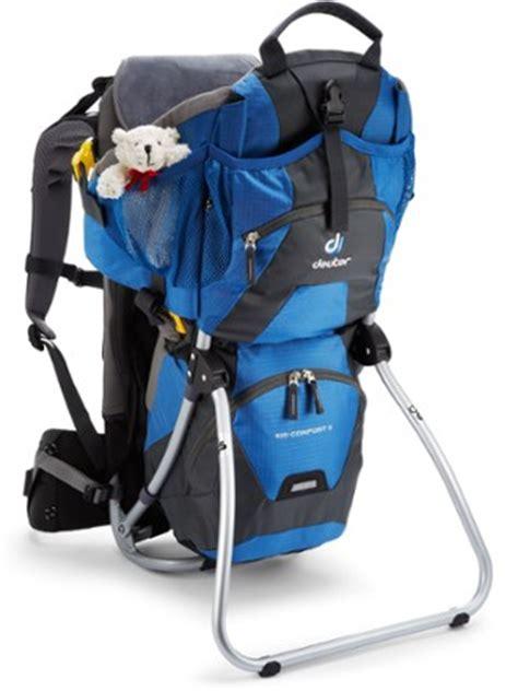 deuter kid comfort ii backpack deuter kid comfort ii child carrier rei com