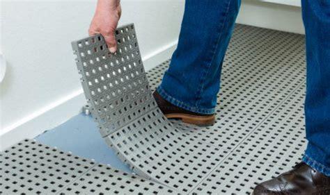 terrassefliser i plast plast fliser gulv bordben jern