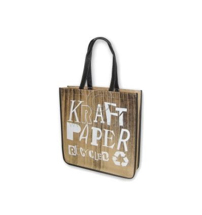 Bags Import recycled kraft paper bag import manufacture for promotional and retail