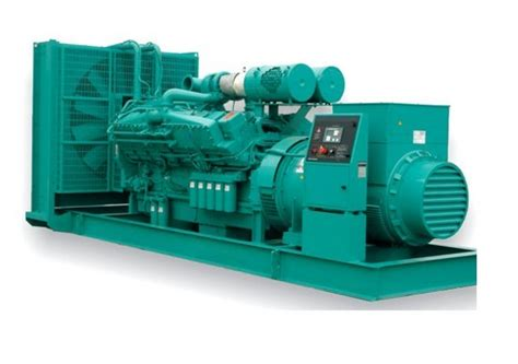 1500kva cummins diesel generator set