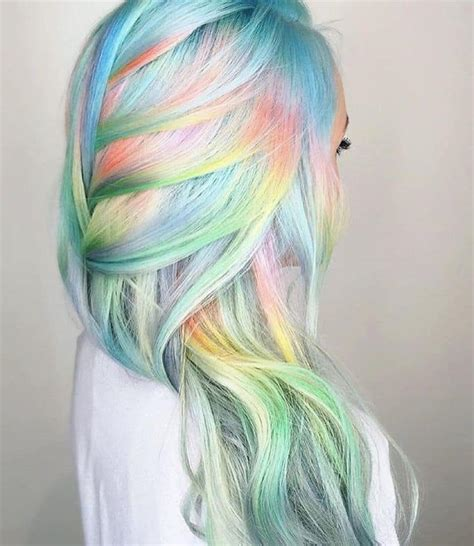 23 mermaid hair colors that are better than ariel s