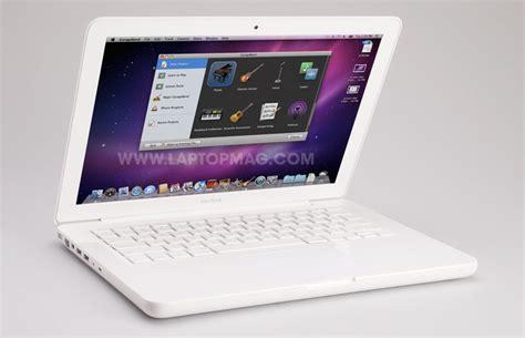 Laptop Apple Macbook White 2 1 apple macbook review of the apple macbook 2009